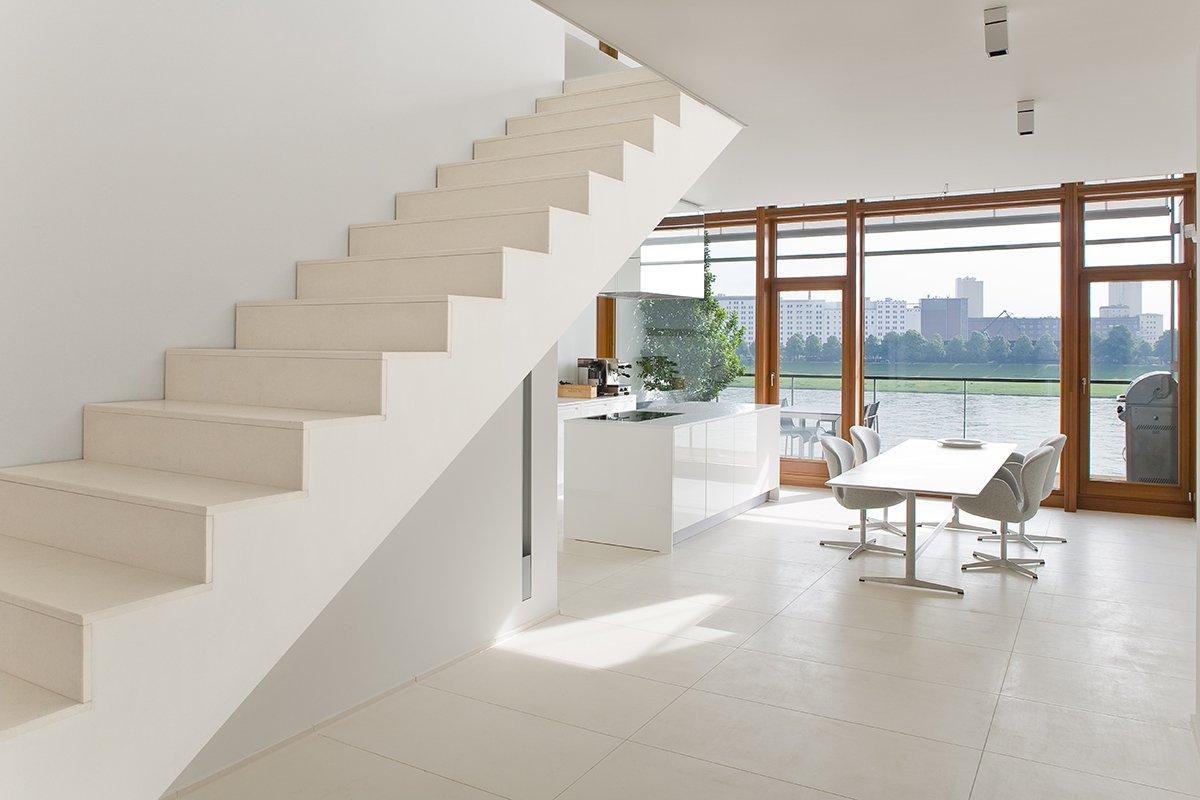 Wohnung Rheinauhafen | brandherm + krumrey interior architecture