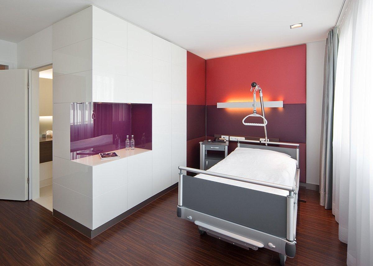 Klinik Am Ring Brandherm Krumrey Interior Architecture