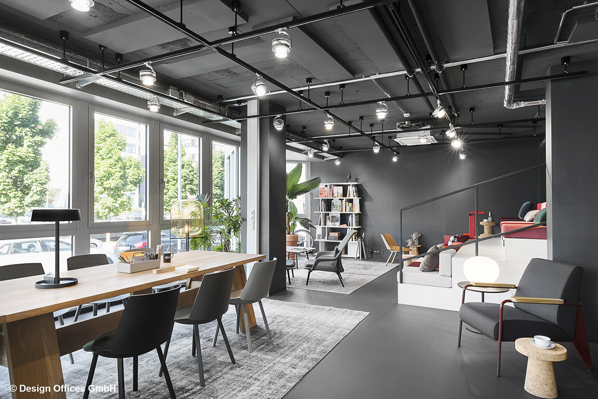 Design Offices Stuttgart Tower Brandherm Krumrey