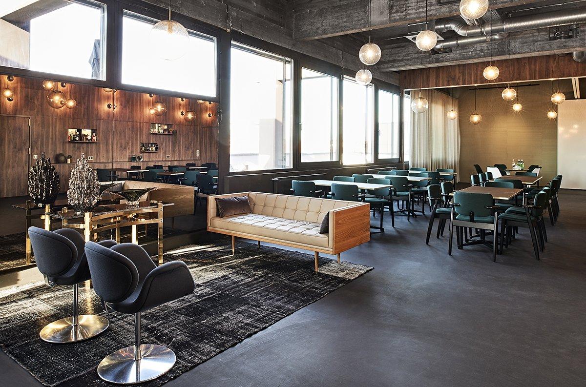 Home Office Loft Design