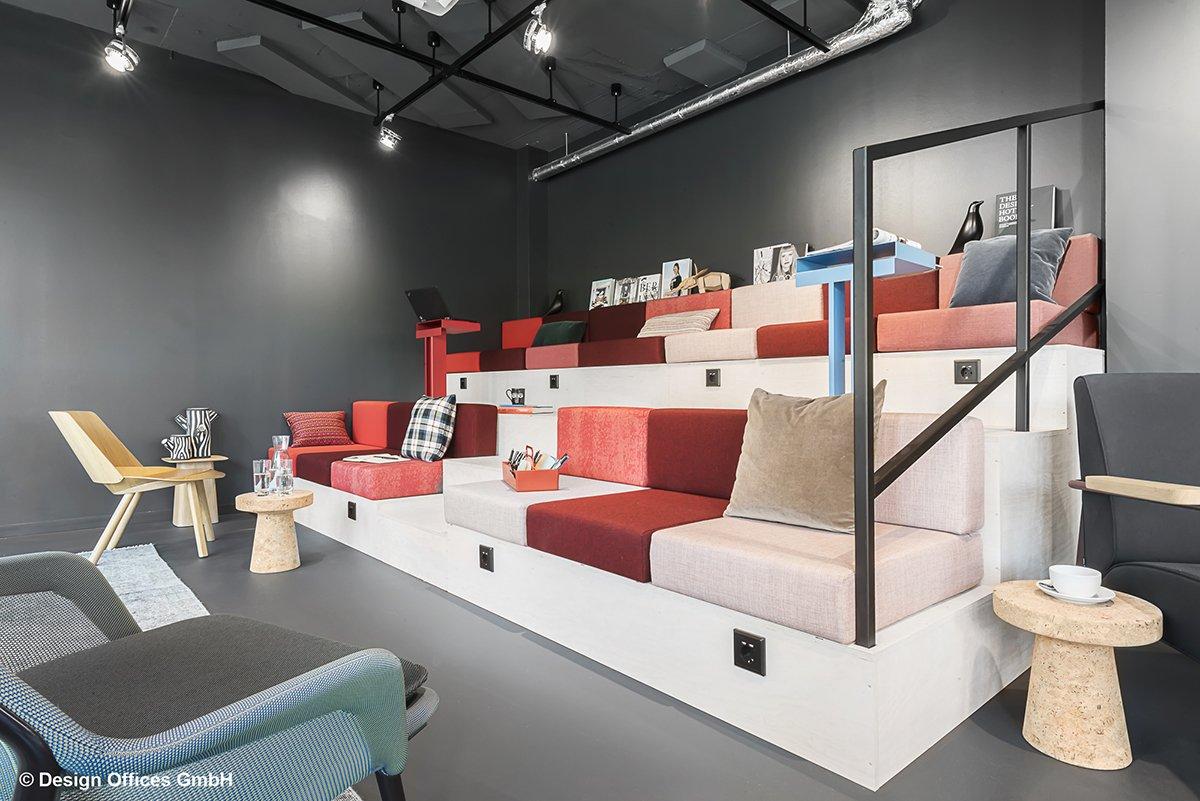 Möbeldesign Stuttgart design offices stuttgart tower brandherm krumrey interior