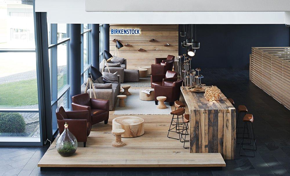 new style 863af da607 Birkenstock Campus | brandherm + krumrey interior architecture